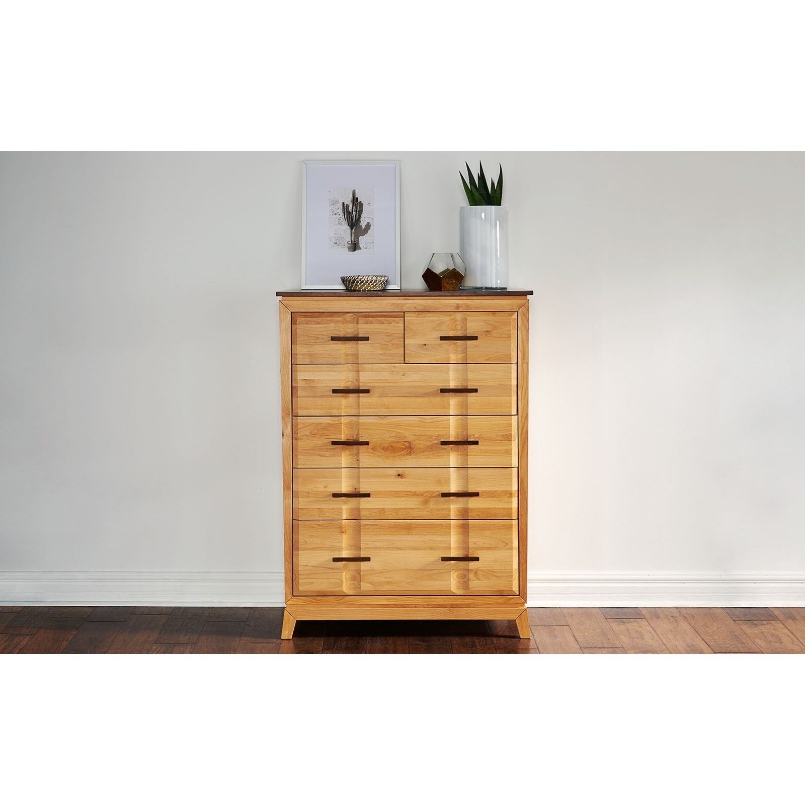 Modway 6-Drawer Chest by A-A at Walker's Furniture