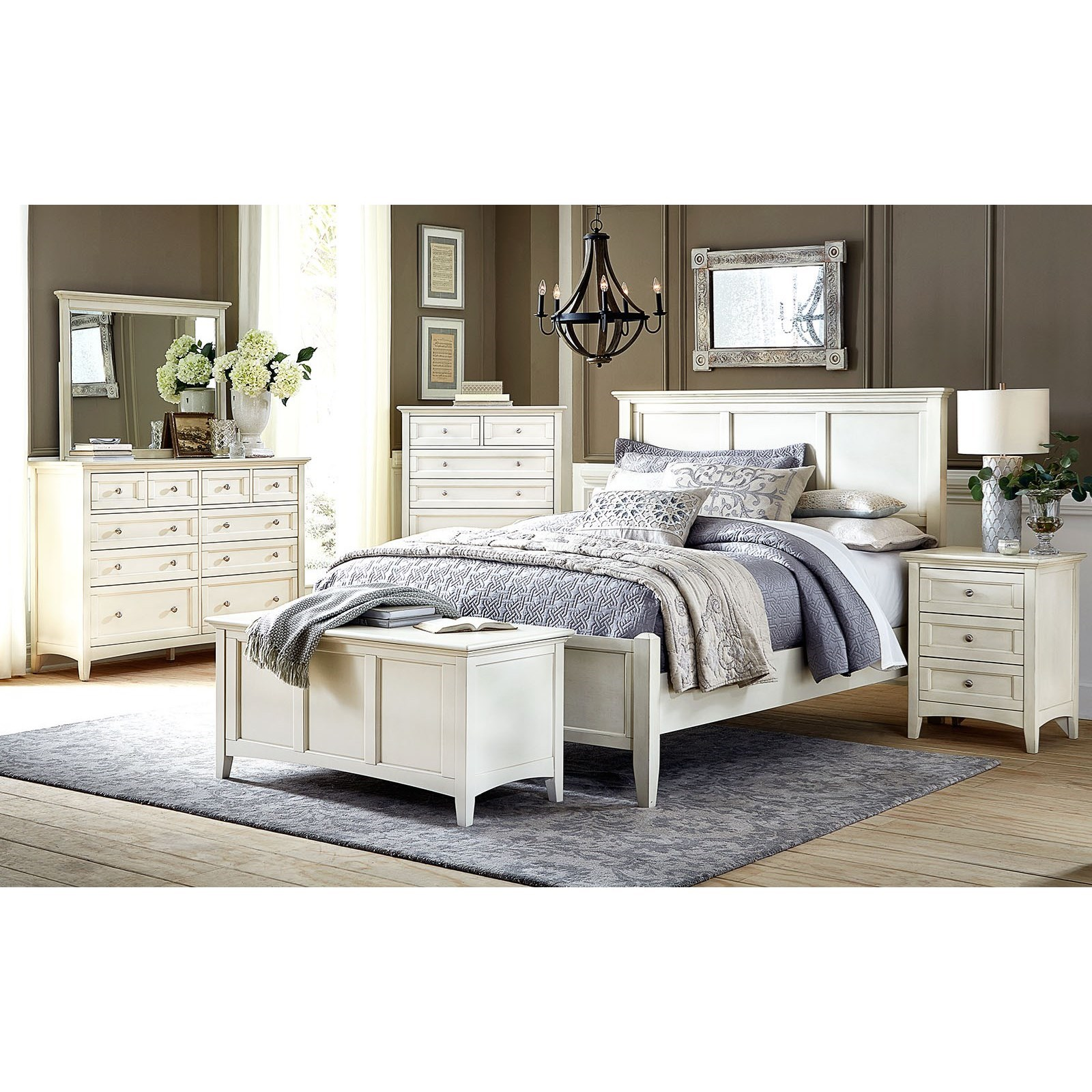 Northlake King Bedroom Group by A-A at Walker's Furniture