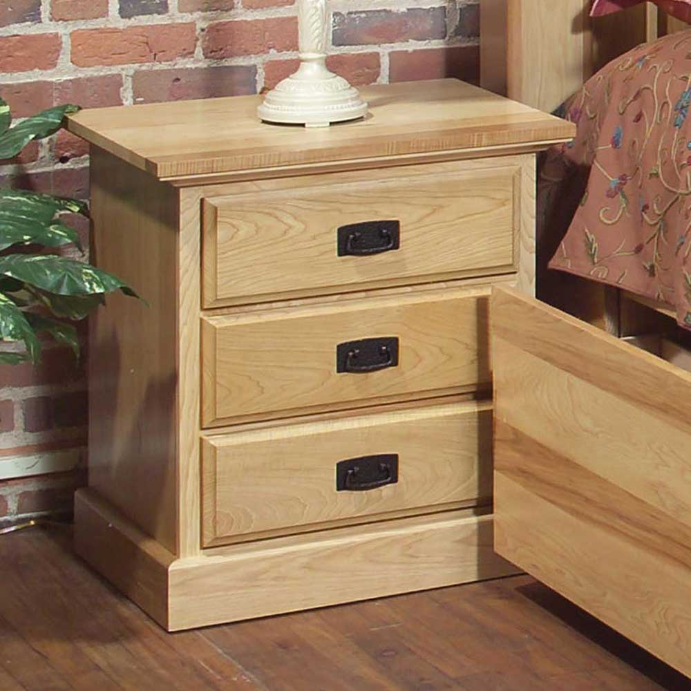 Amish Highlands Nightstand by AAmerica at Mueller Furniture
