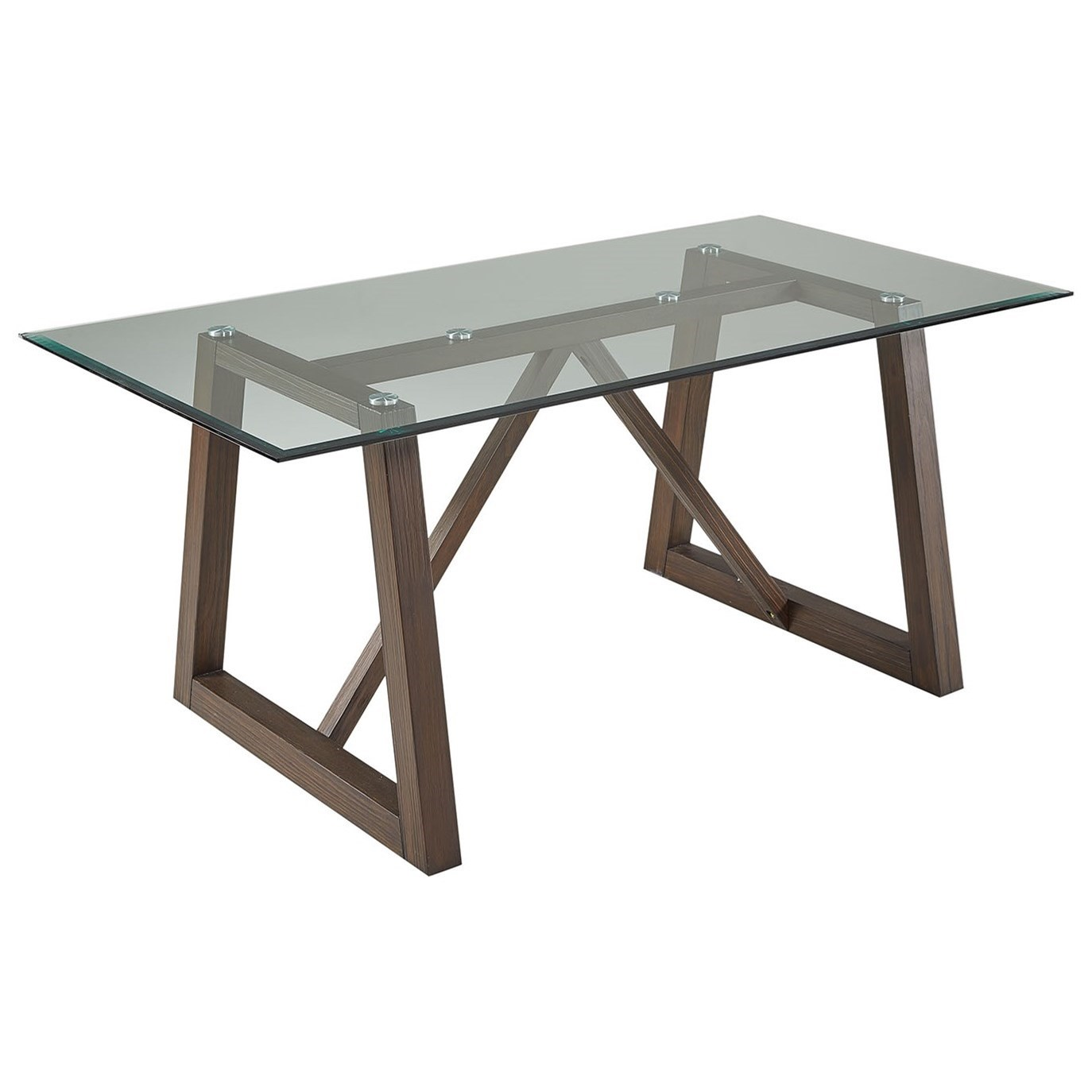 Palm Canyon Dining Table by A-A at Walker's Furniture