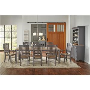 5 Piece Table Set - Table, 4 Side Chairs