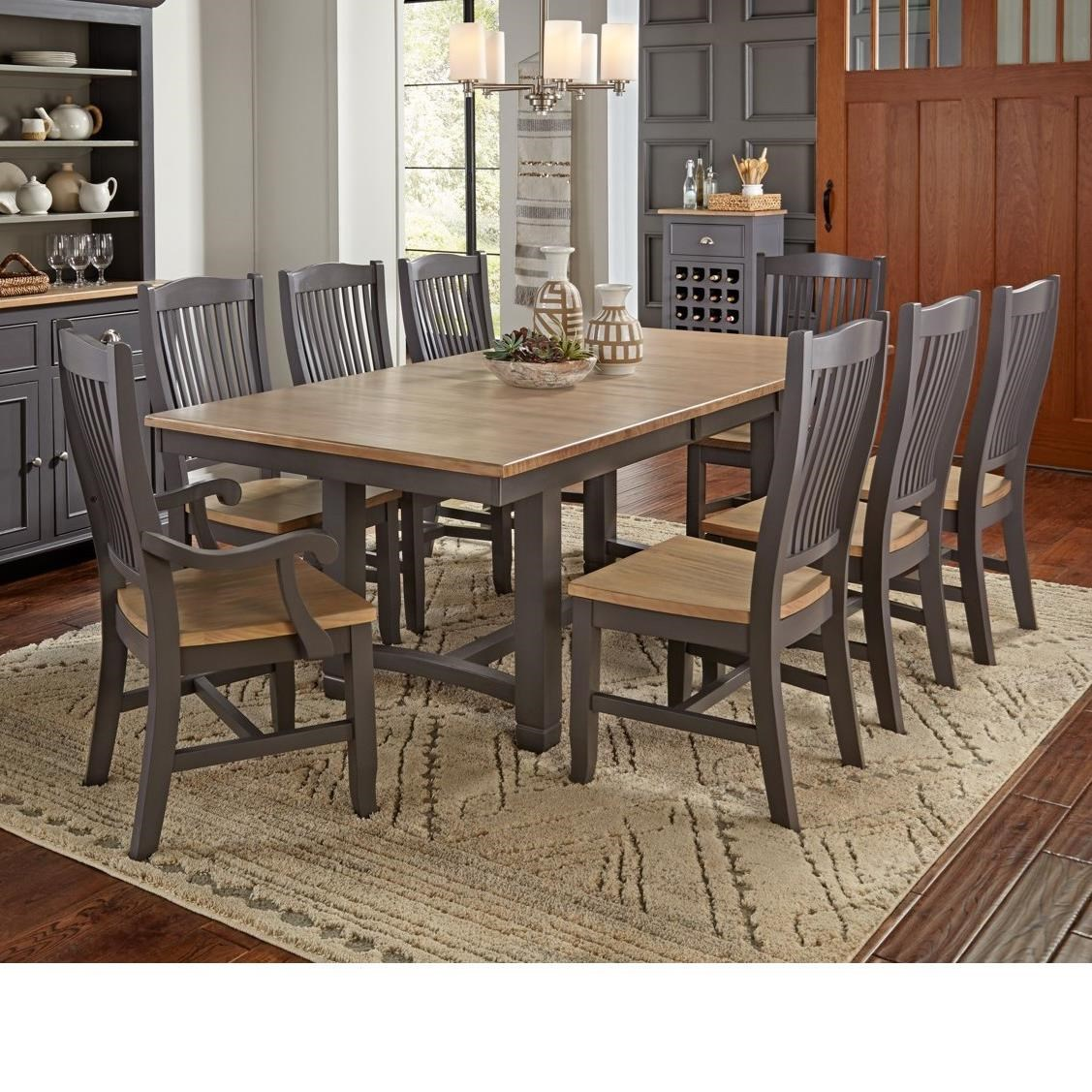 Port Townsend 5 Pc Table Set by AAmerica at Johnny Janosik