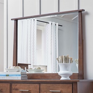 Mirror with Beveled Edge