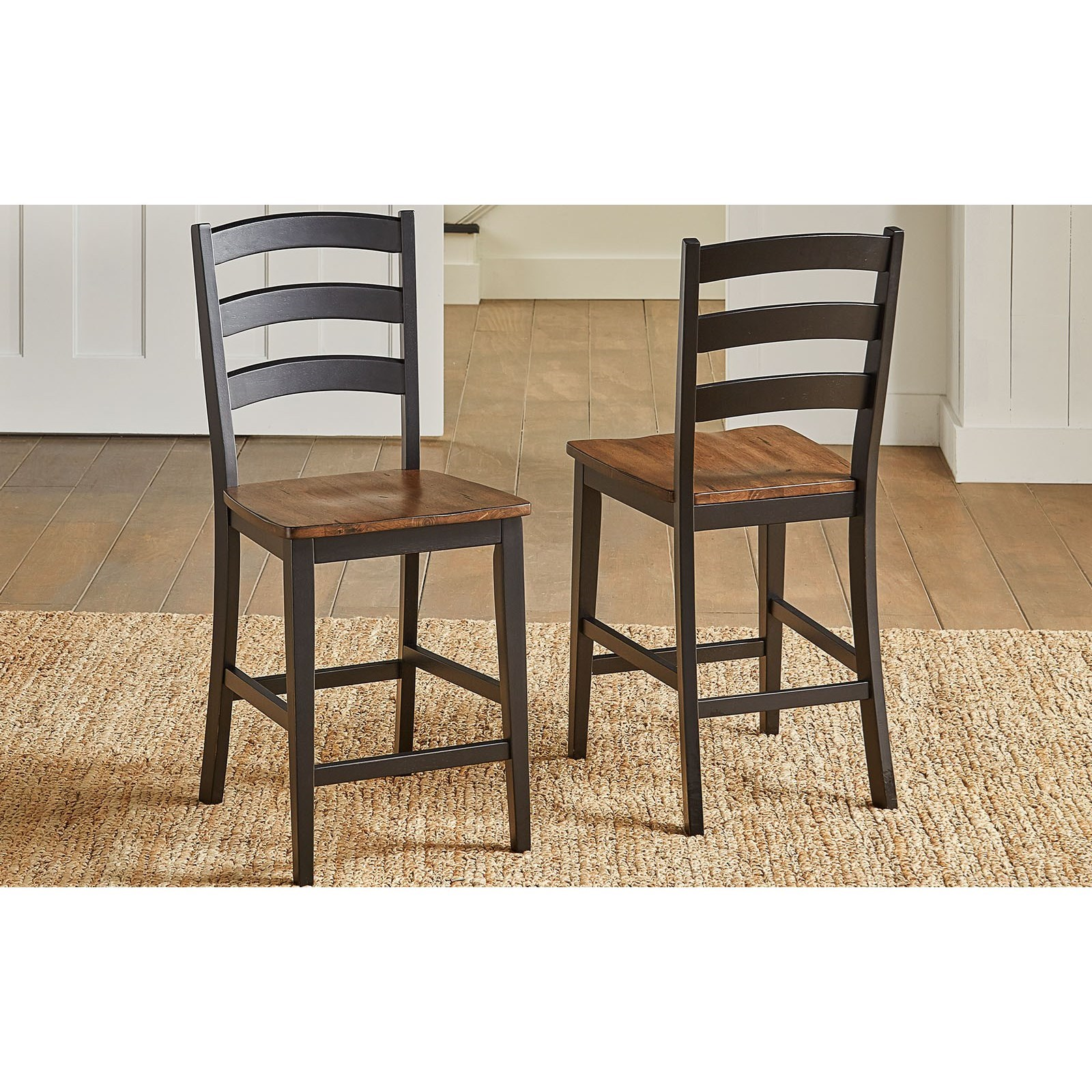 Stormy Ridge Bar Stool  by A-A at Walker's Furniture
