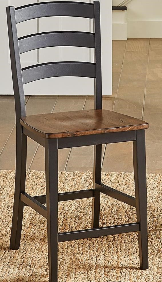Stormy Ridge Bar Stool  by AAmerica at Darvin Furniture