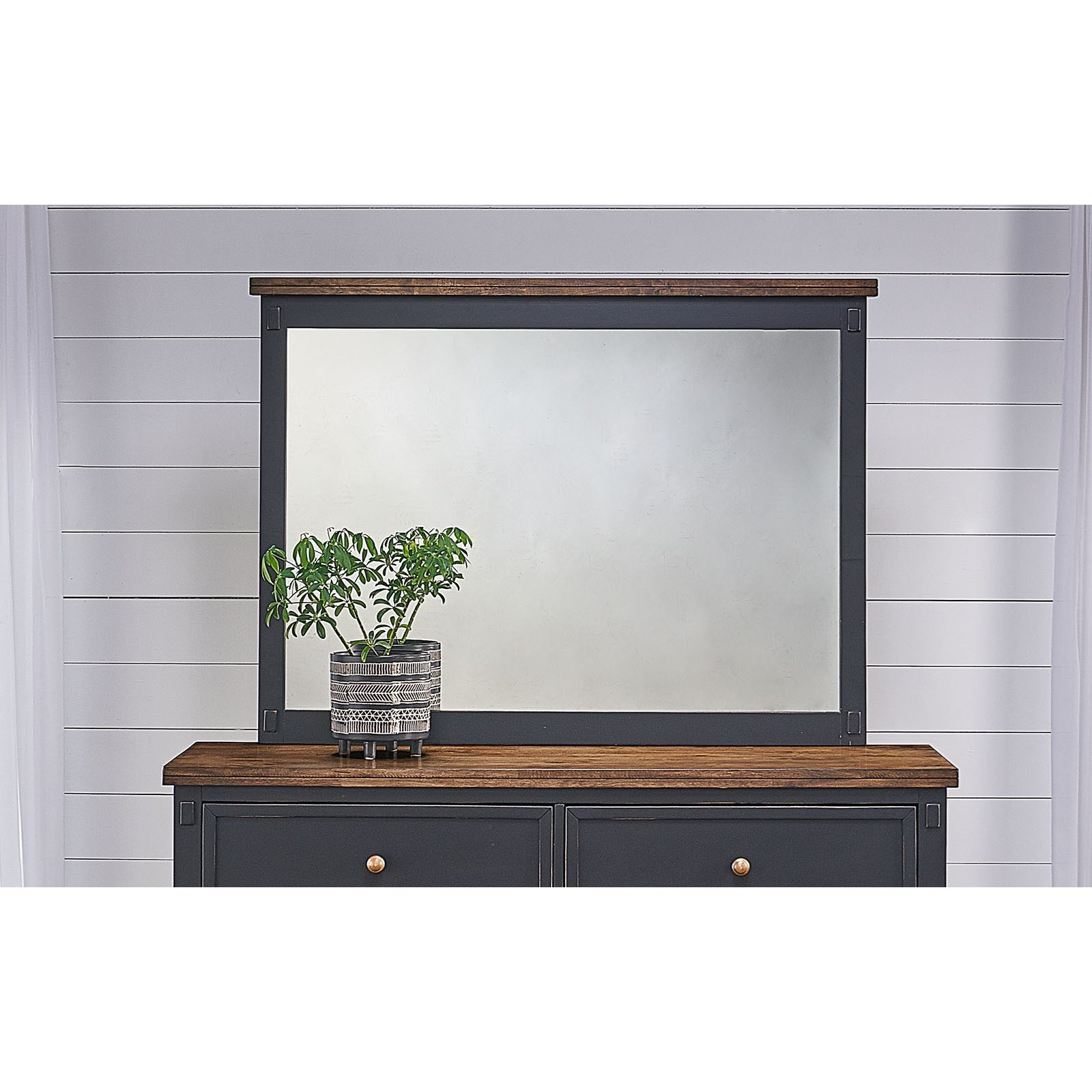 Spencer Mirror  by A-A at Walker's Furniture