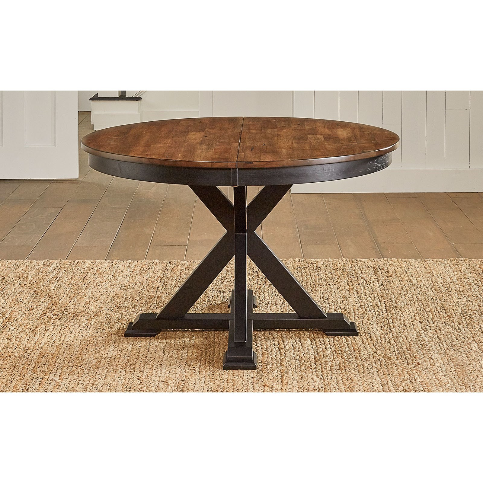 Spencer Oval Dining Table  by A-A at Walker's Furniture