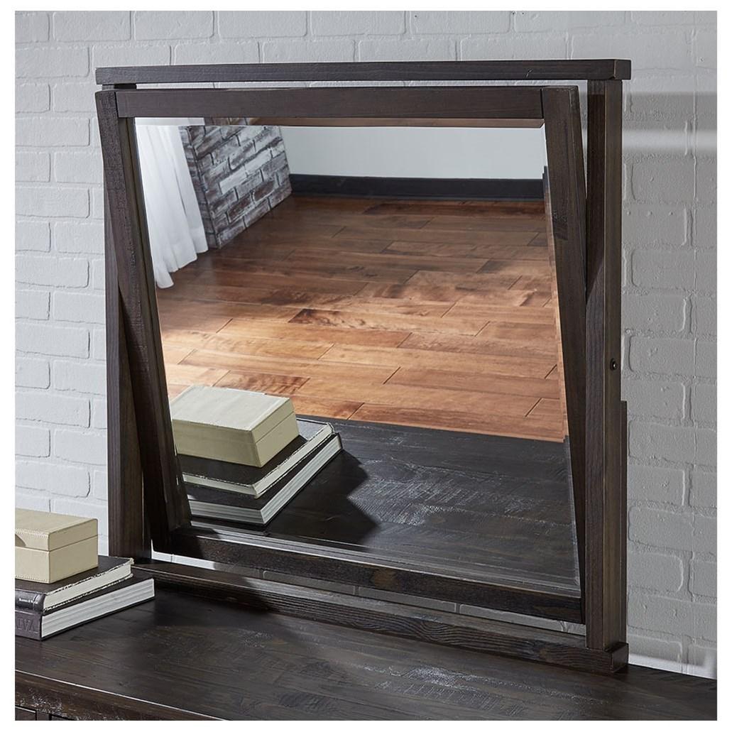 Sun Valley Dresser Mirror by A-A at Walker's Furniture