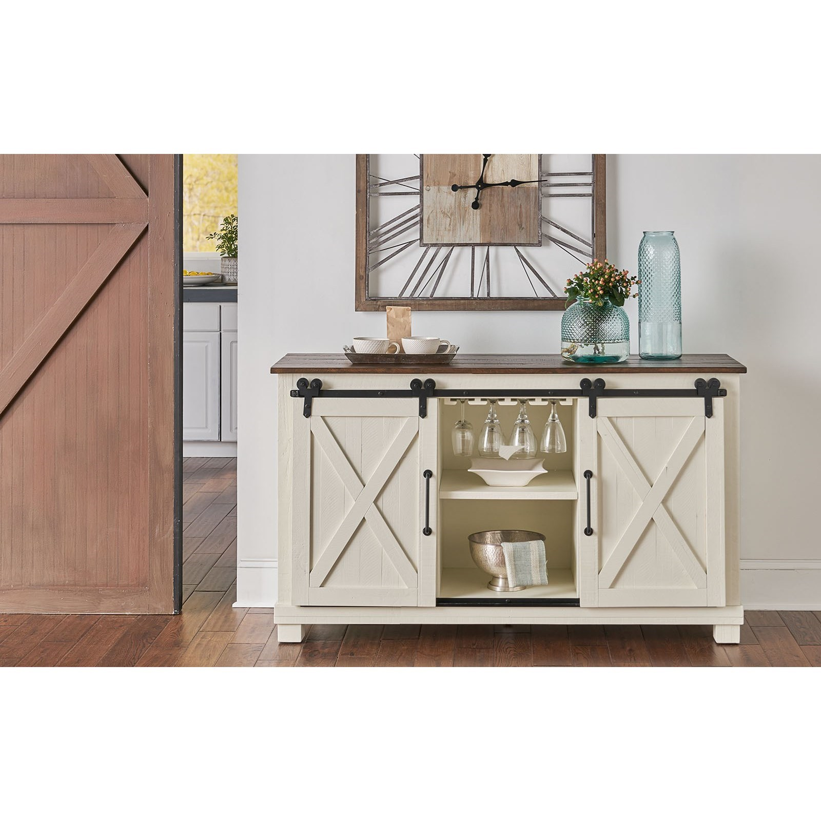Sun Valley  Server by A-A at Walker's Furniture