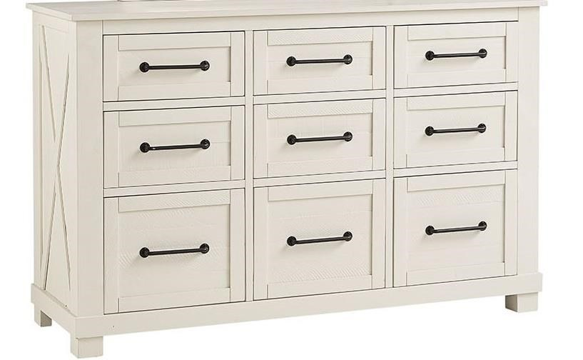 Sun Valley SUV Dresser by AAmerica at Darvin Furniture