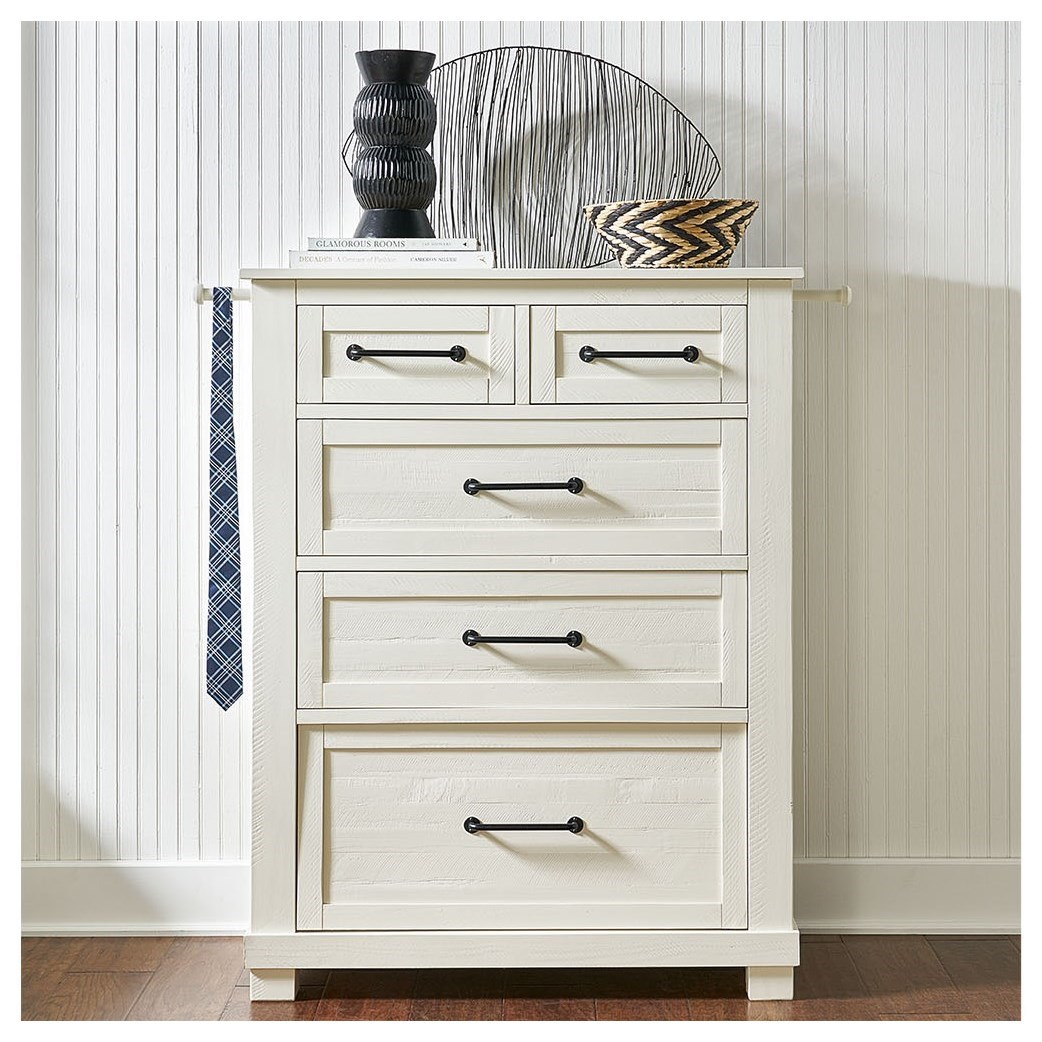 Sun Valley SUV Chest of Drawers by A-A at Walker's Furniture