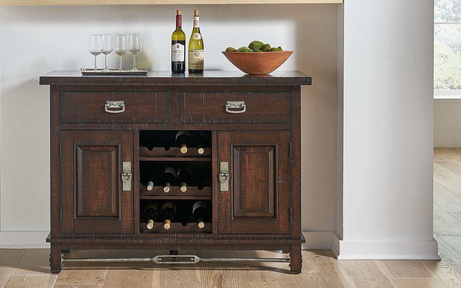 Medina Server by A-A at Walker's Furniture