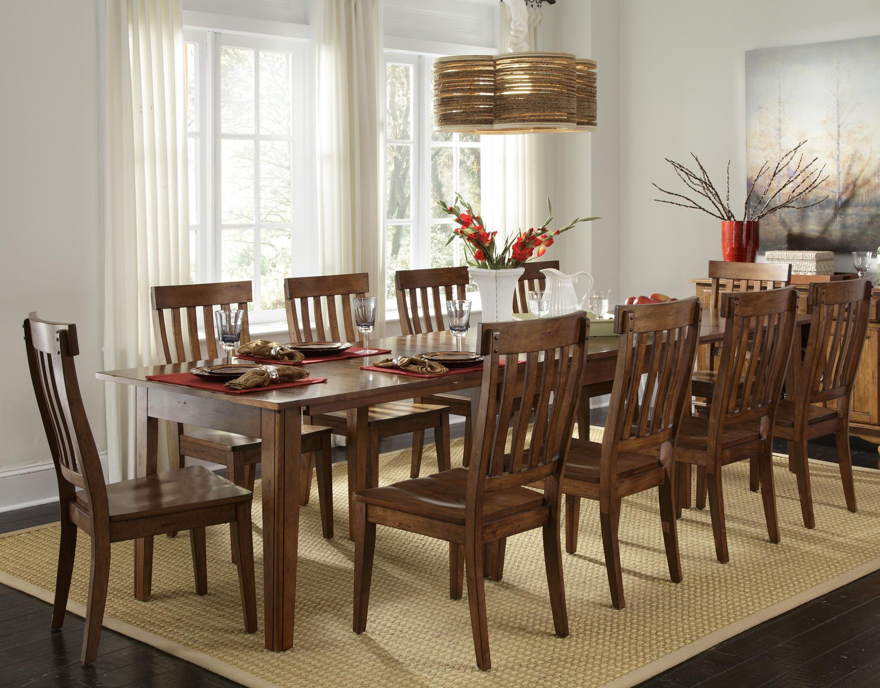 Toluca 7 Piece Set by A-A at Walker's Furniture