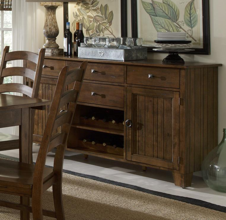 Toluca Server by A-A at Walker's Furniture