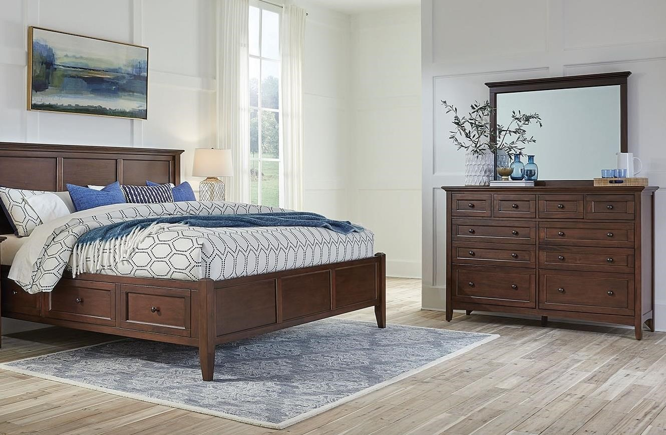 Westlake Queen Bedroom Group  by AAmerica at Fashion Furniture