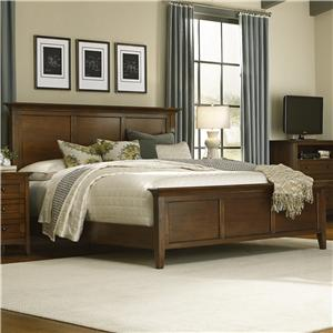 AAmerica Westlake Queen Panel Bed