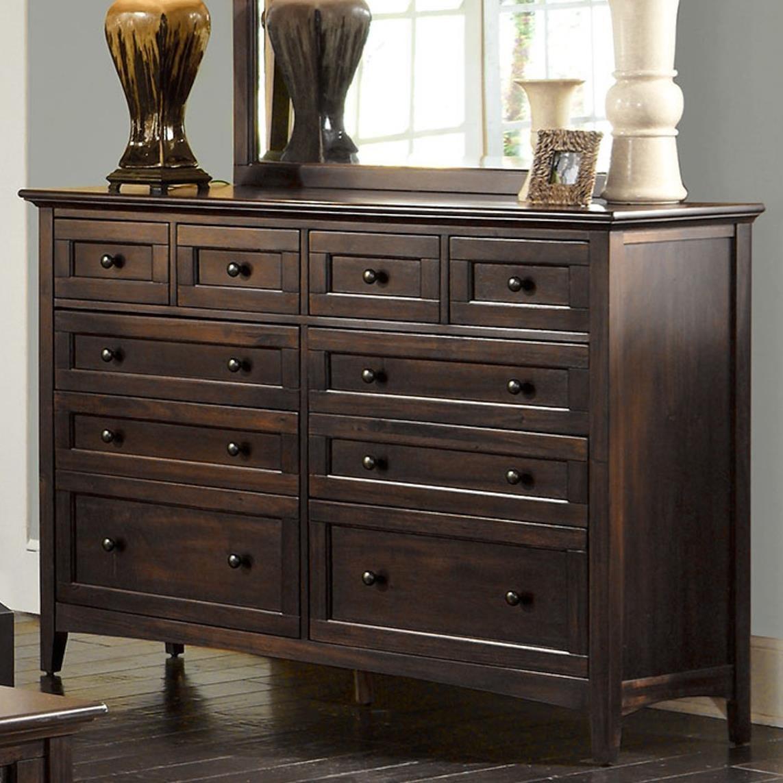 Westlake Dresser by A-A at Walker's Furniture