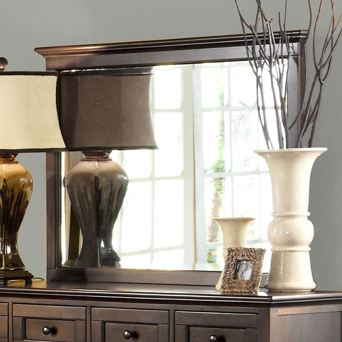Westlake Dresser Mirror by A-A at Walker's Furniture