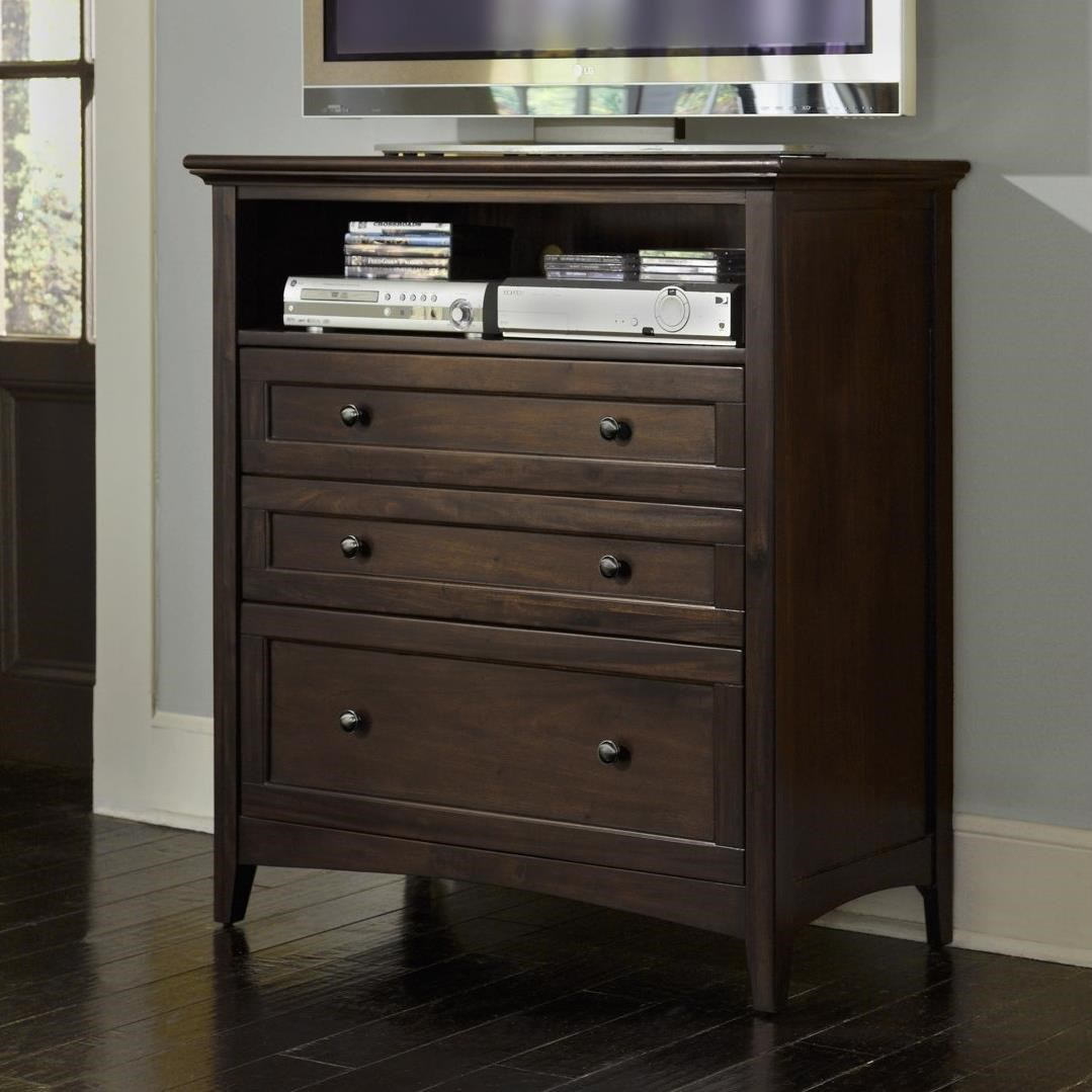 Westlake Media Chest by A-A at Walker's Furniture
