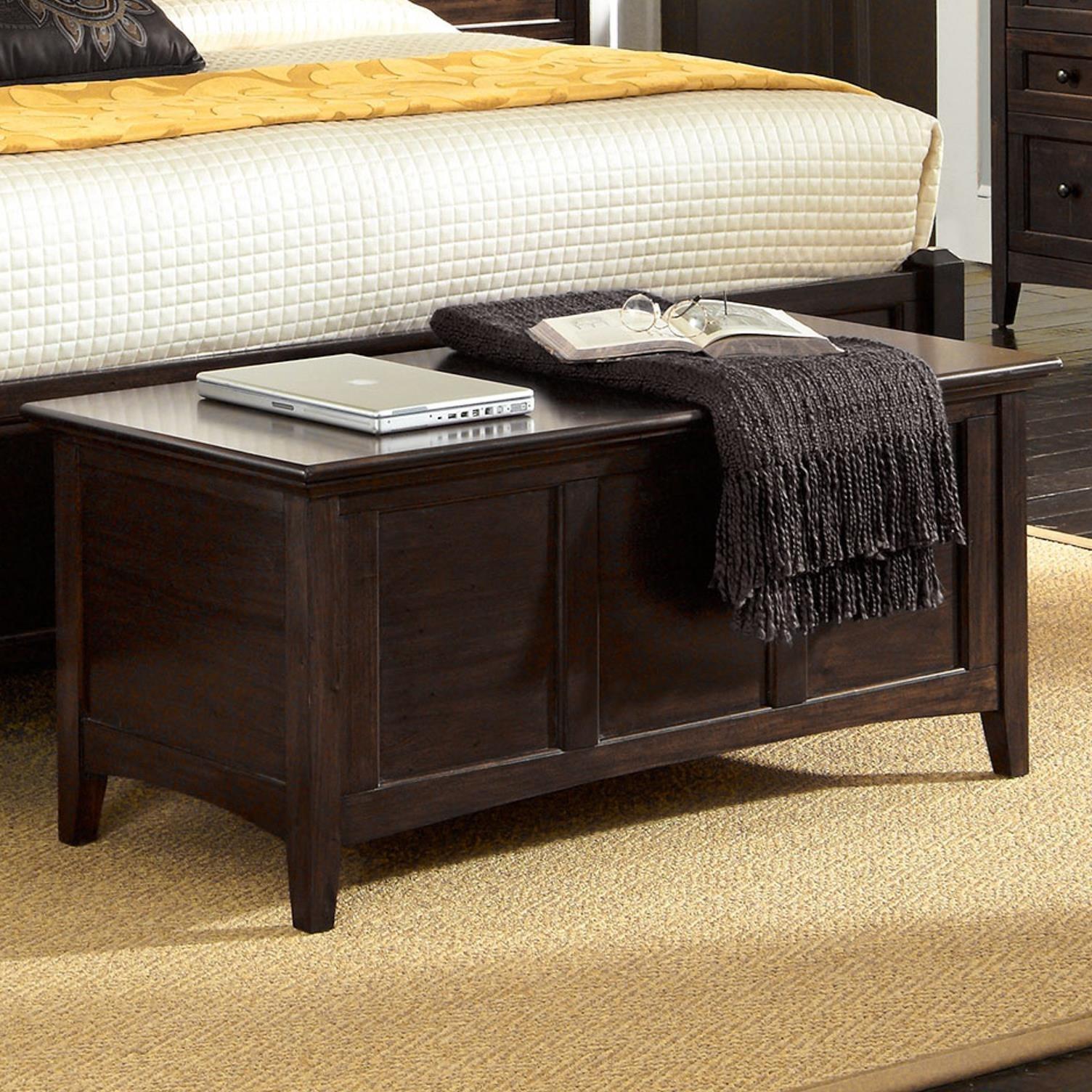 Westlake Cedar Chest by A-A at Walker's Furniture