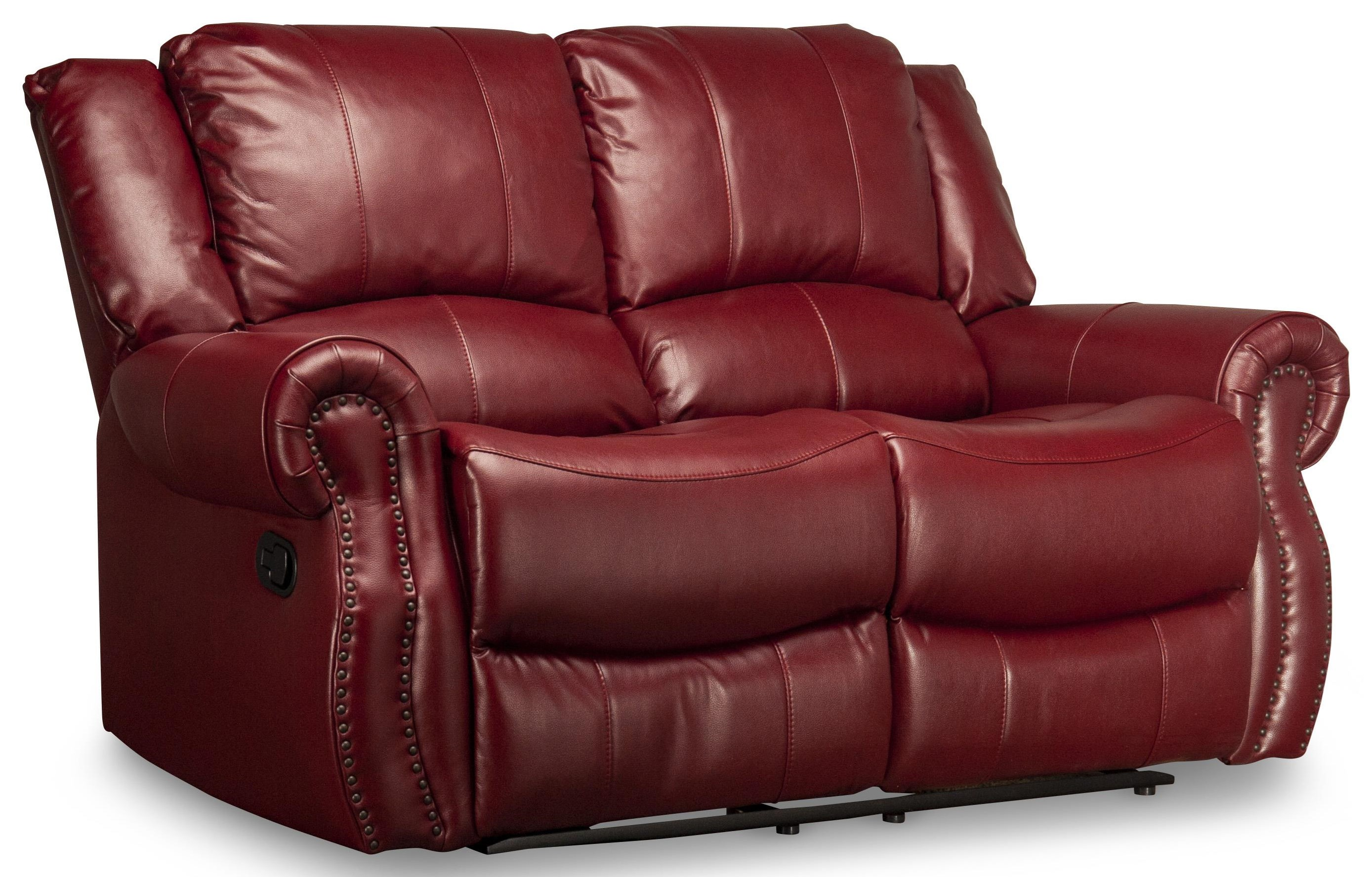 Cassia - Cassia Reclining Loveseat by Abbyson at Morris Home