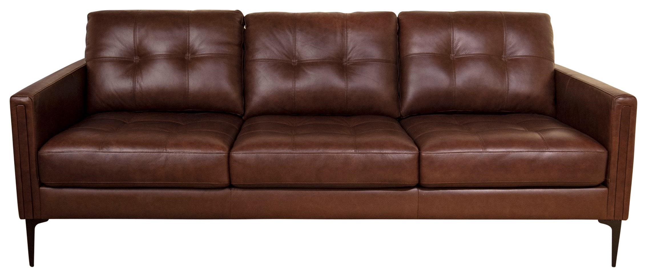 Murphey Murphey Leather Match Sofa by Abbyson at Morris Home