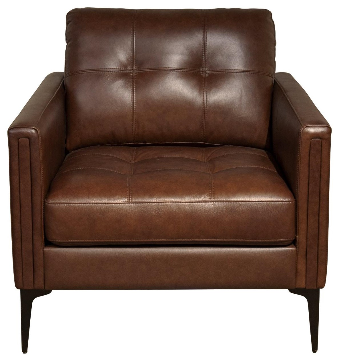 Murphey Murphey Leather Chair by Abbyson at Morris Home