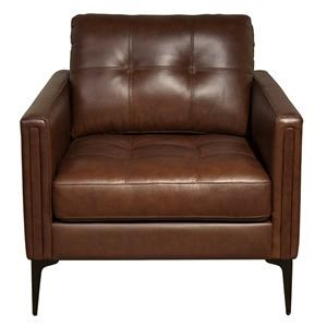 Murphey Leather Chair