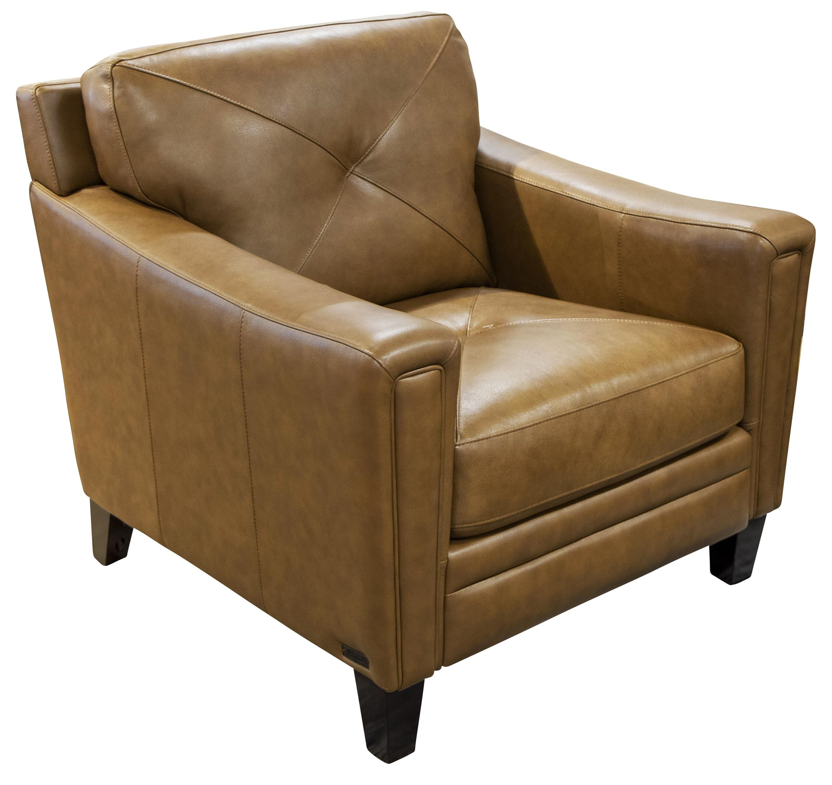 Wren Wren Leather Match Chair by Abbyson at Morris Home