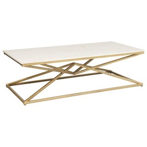 Pyramid Cocktail Table
