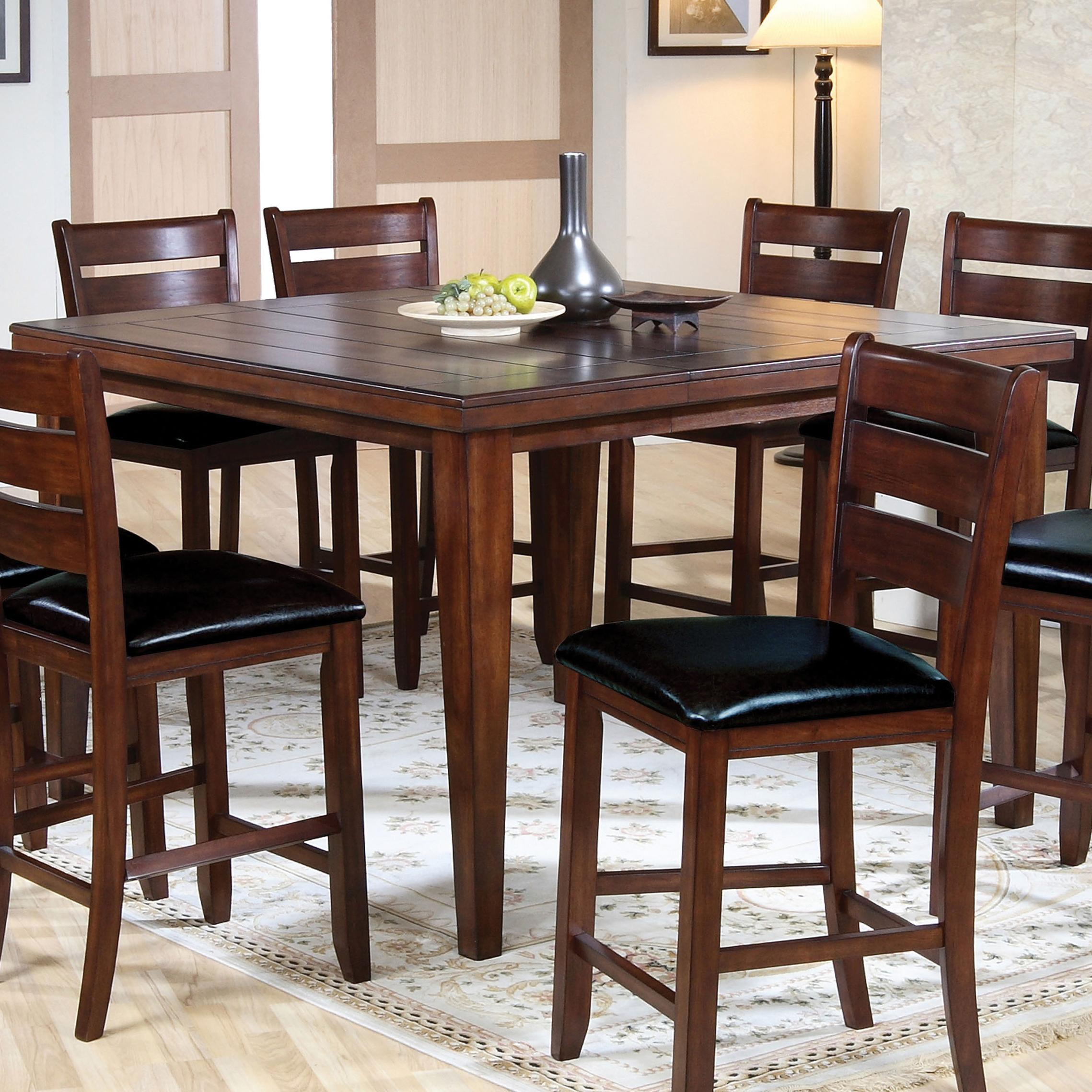 00680 Counter Height Table by Acme Furniture at Corner Furniture