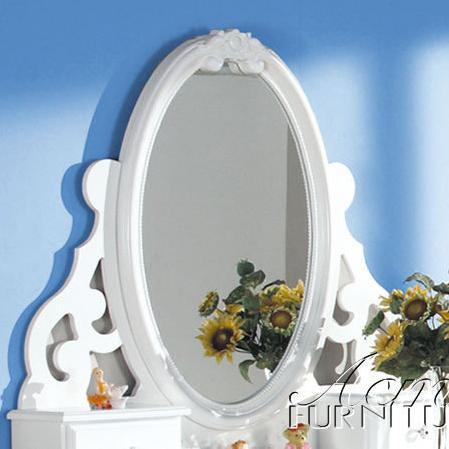 Flora Jewelry Mirror by Acme Furniture at Carolina Direct
