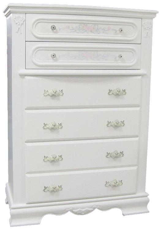 Flora Chest by Acme Furniture at Dream Home Interiors