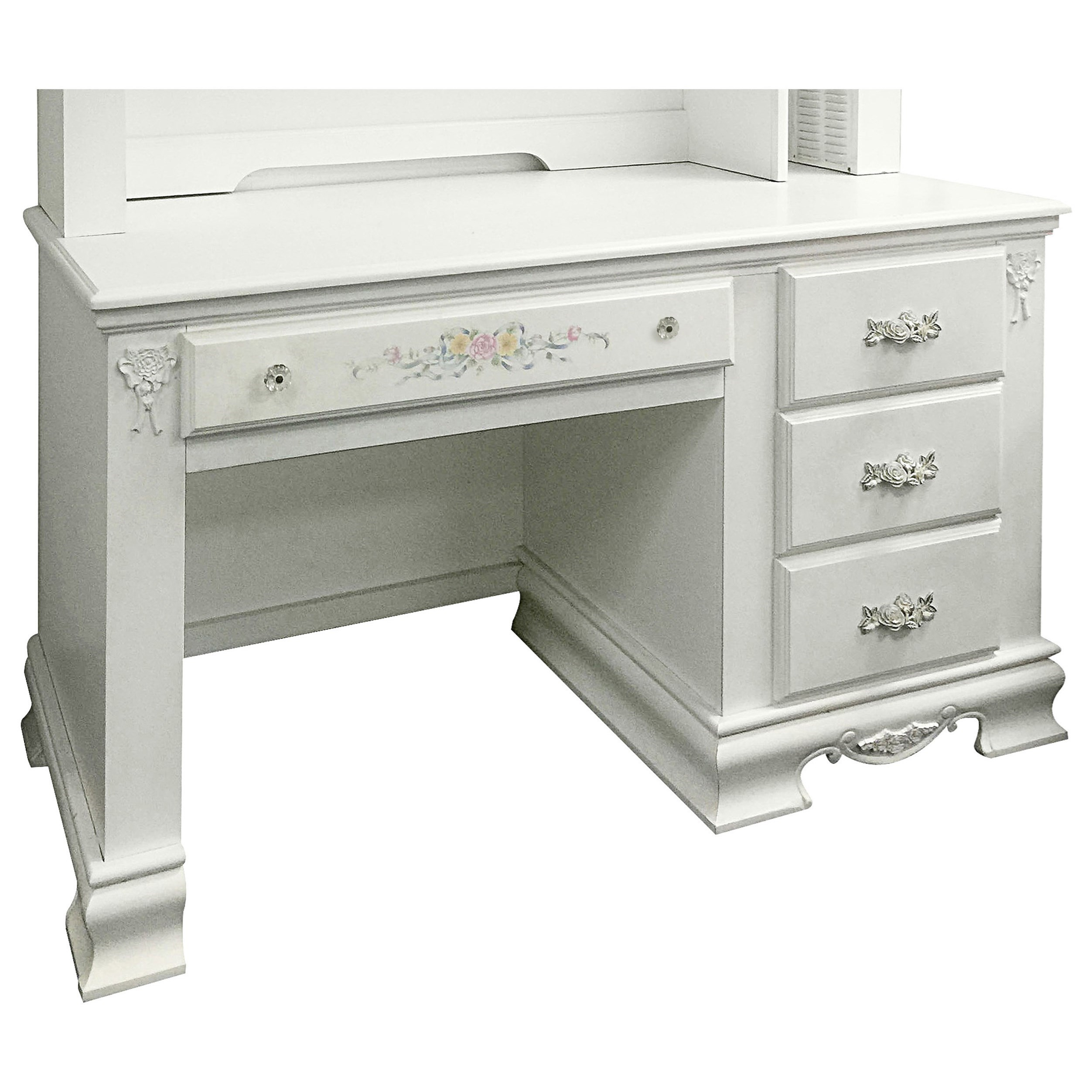 Flora Computer Desk by Acme Furniture at Rooms for Less
