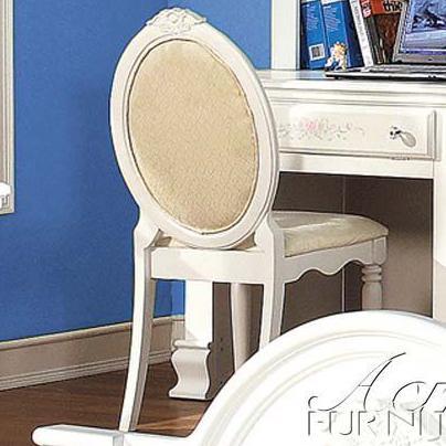 Flora Chair by Acme Furniture at A1 Furniture & Mattress