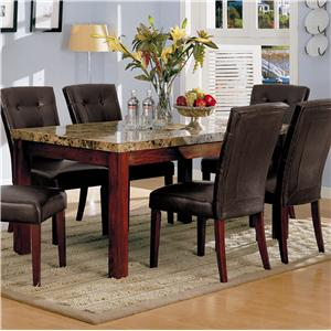 Acme Furniture 7045 Rectangular Dining Table