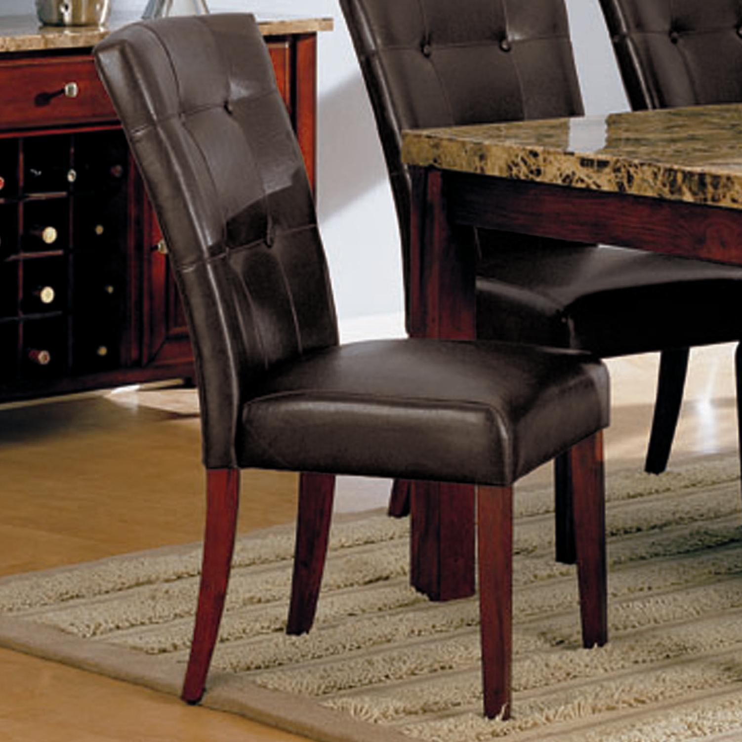 7045 Bycast Side Chair by Acme Furniture at Carolina Direct