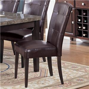 Acme Furniture 7058 Bycast Side Chair