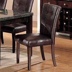Canville Side Chair by Acme Furniture at Carolina Direct