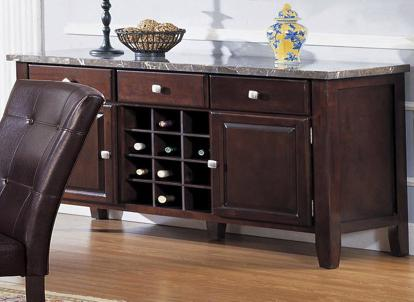 Canville Buffet Server by Acme Furniture at A1 Furniture & Mattress