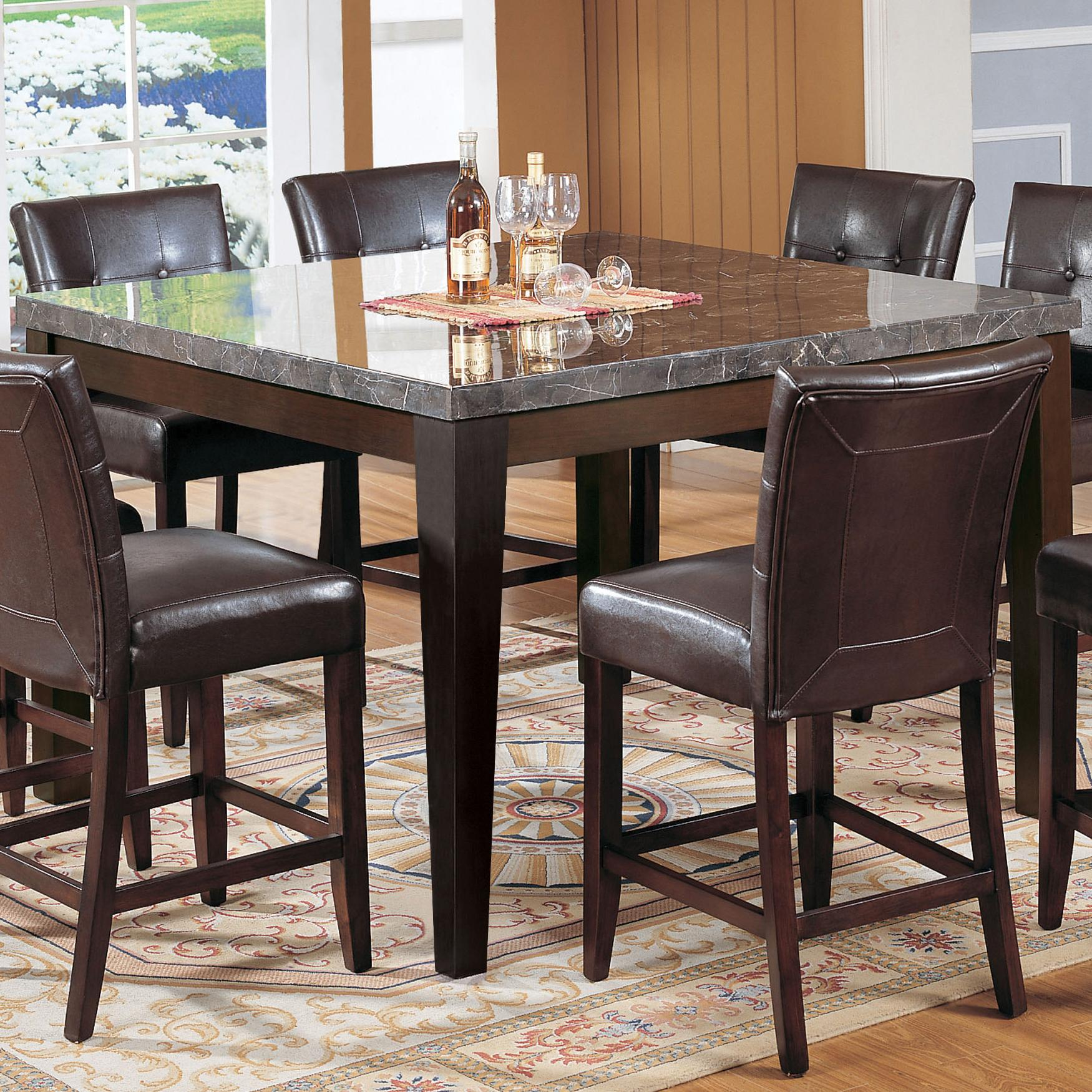Canville Counter Height Table by Acme Furniture at A1 Furniture & Mattress