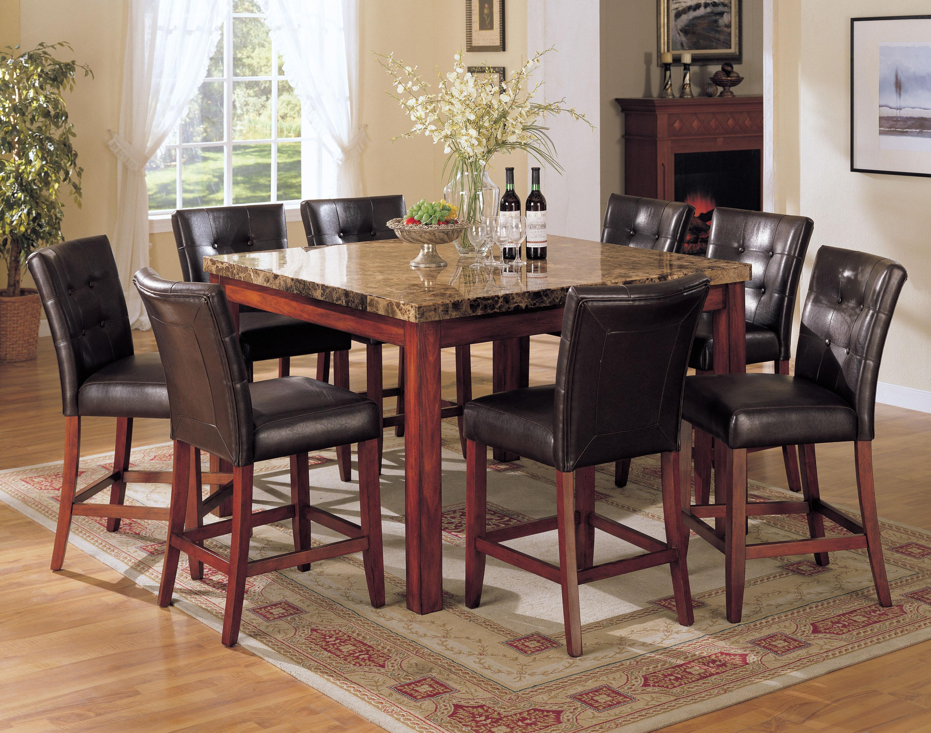 7380 Bologna Counter Height Table Set by Acme Furniture at Carolina Direct