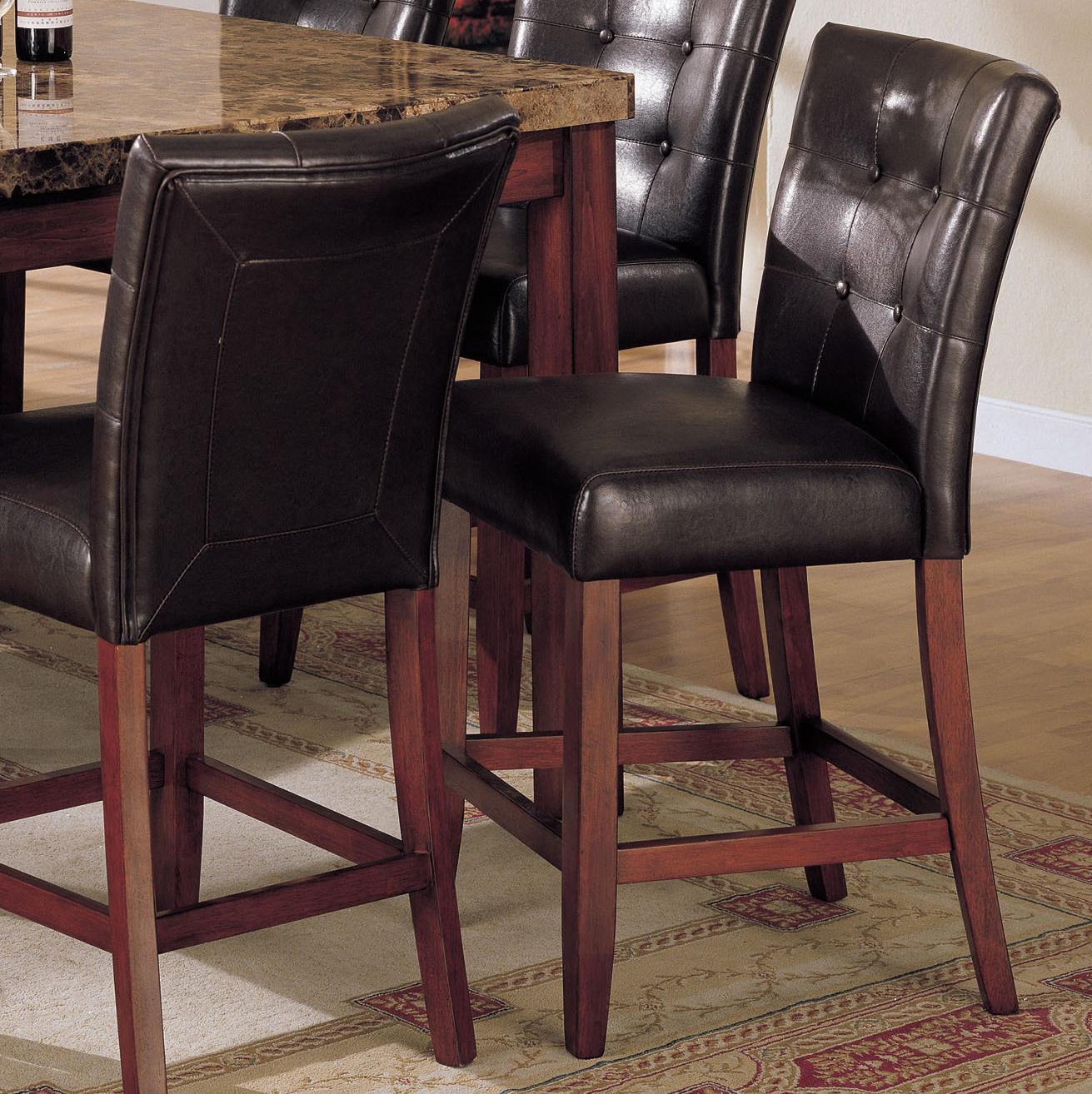 7380 Bar Chair  by Acme Furniture at Corner Furniture
