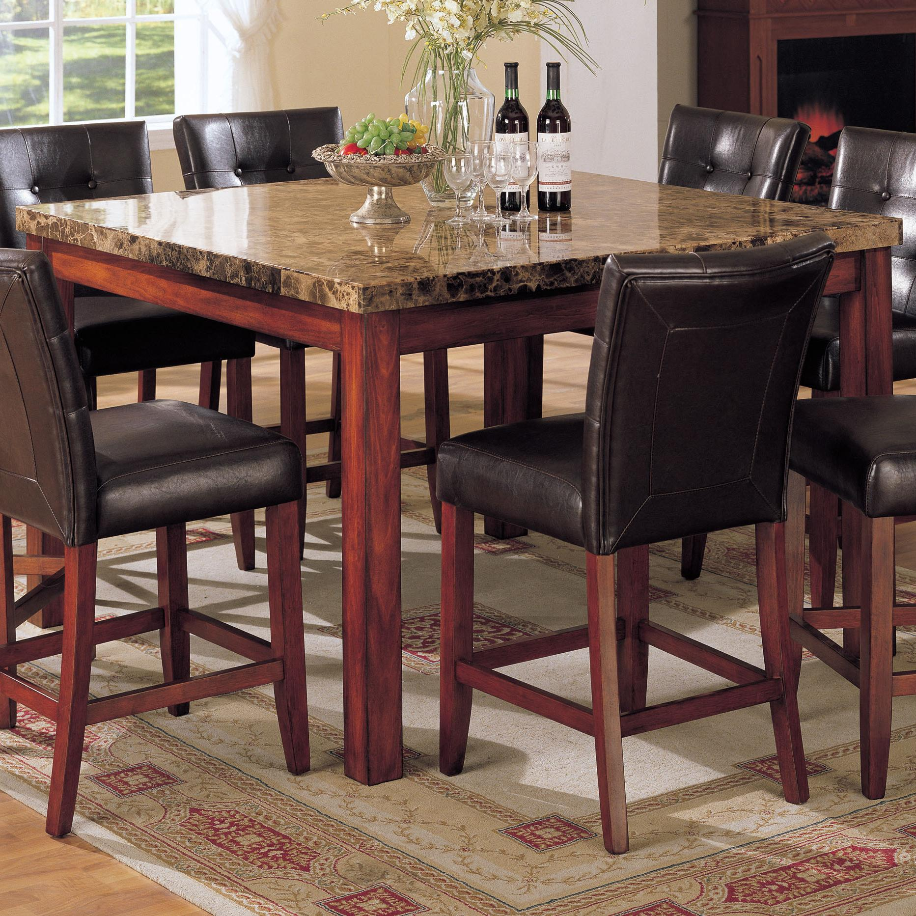 7380 Bologna Counter Height Table by Acme Furniture at Carolina Direct