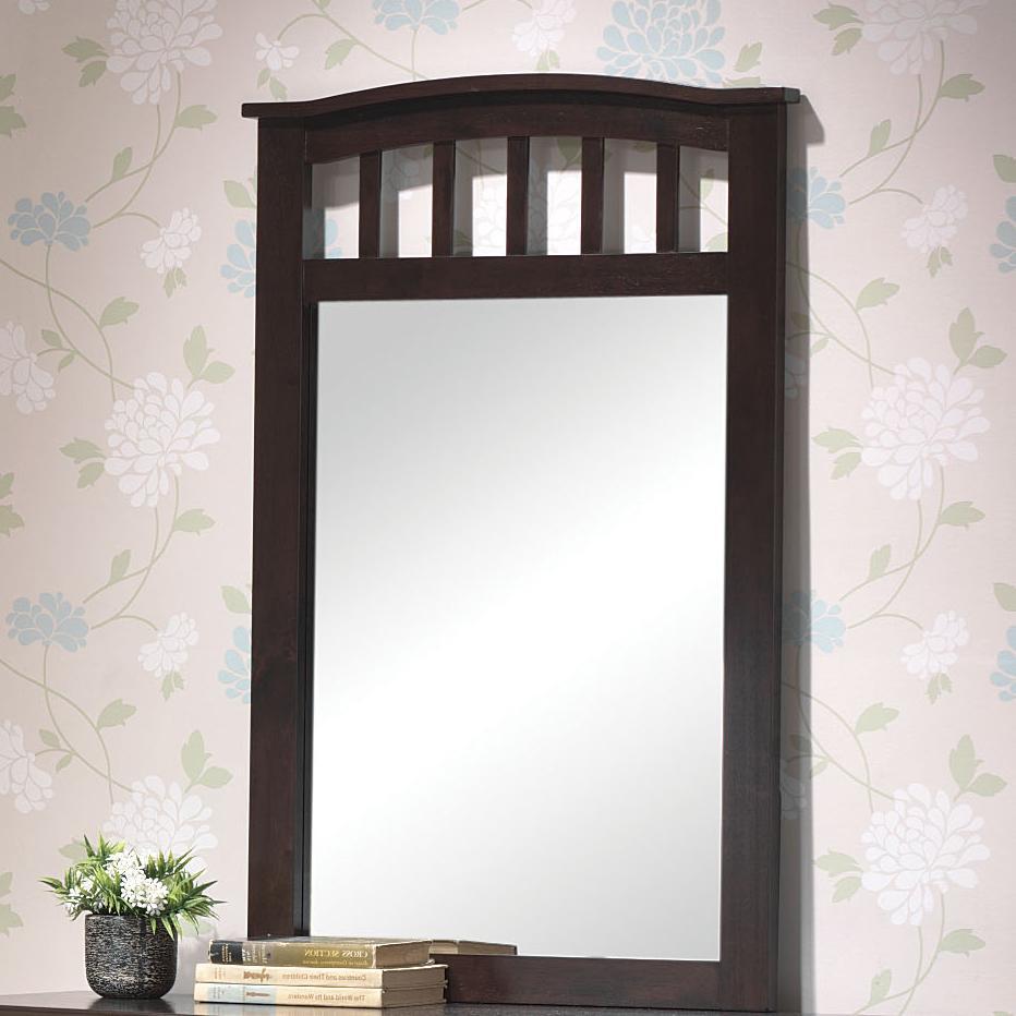 San Marino Mirror by Acme Furniture at A1 Furniture & Mattress