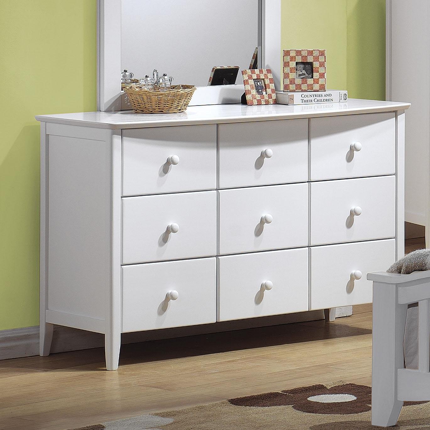 San Marino Dresser by Acme Furniture at Del Sol Furniture