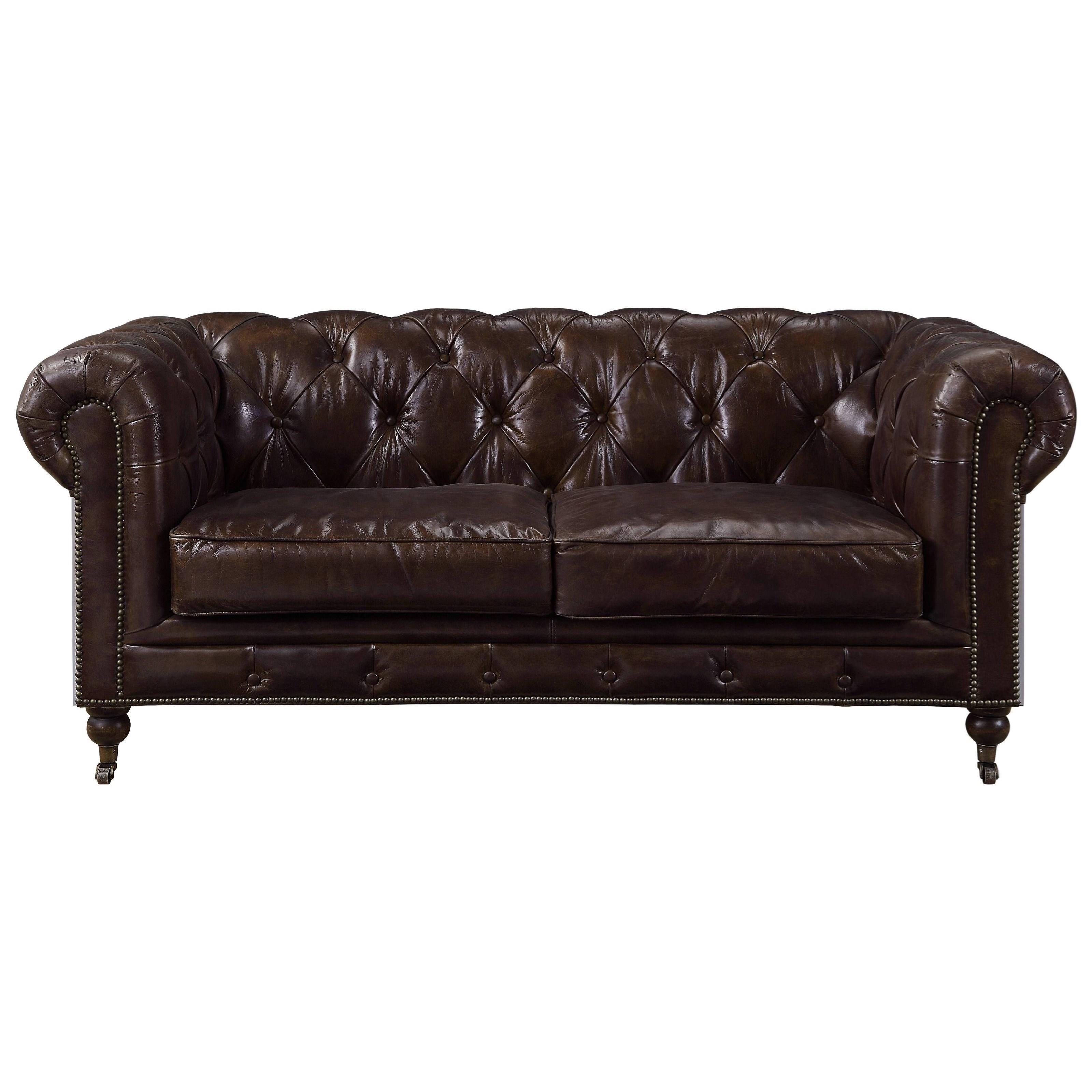 Aberdeen Loveseat by Acme Furniture at Nassau Furniture and Mattress