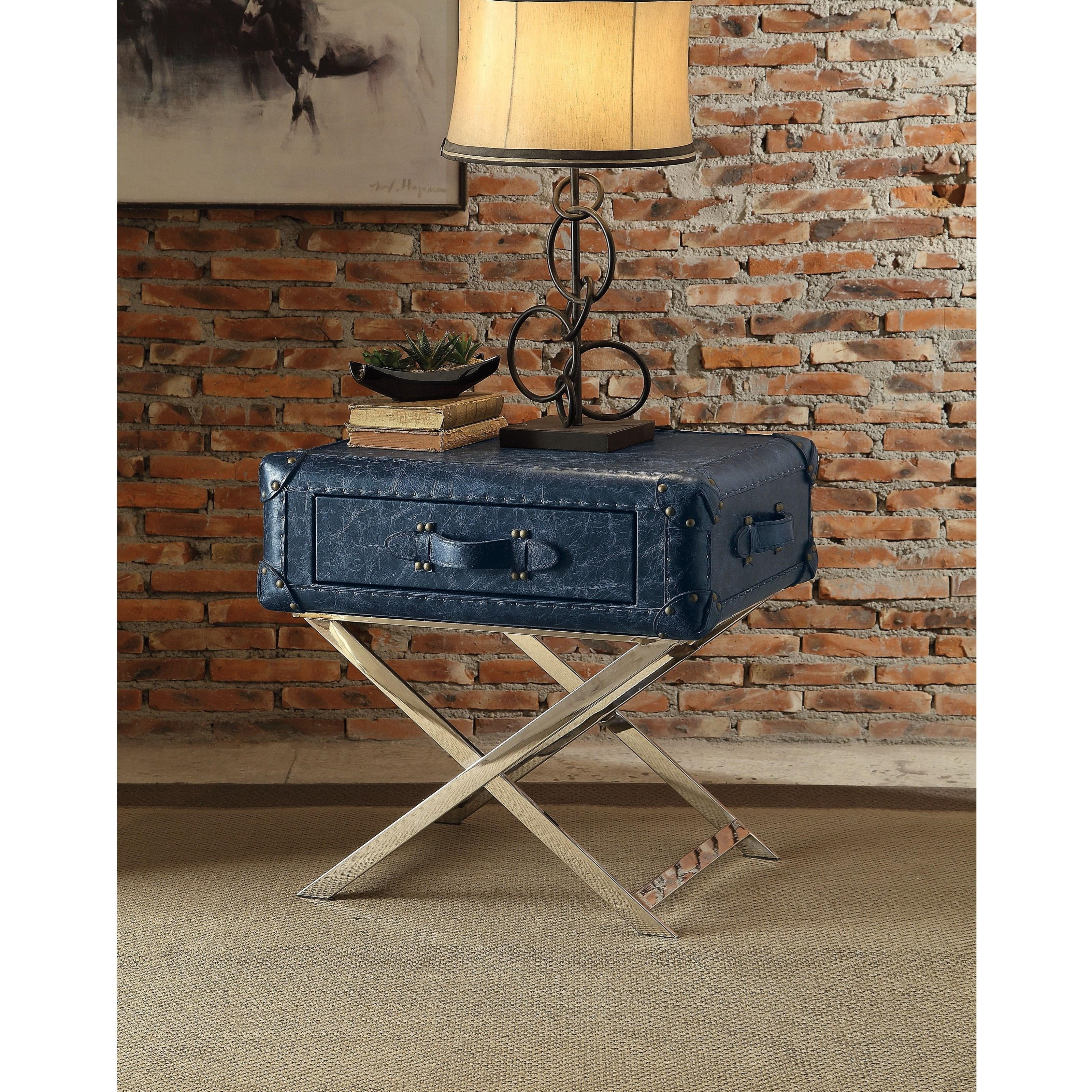 Aberdeen End Table by Acme Furniture at Dream Home Interiors