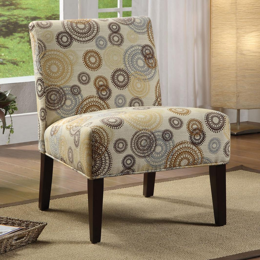 Aberly Accent Chair by Acme Furniture at Carolina Direct