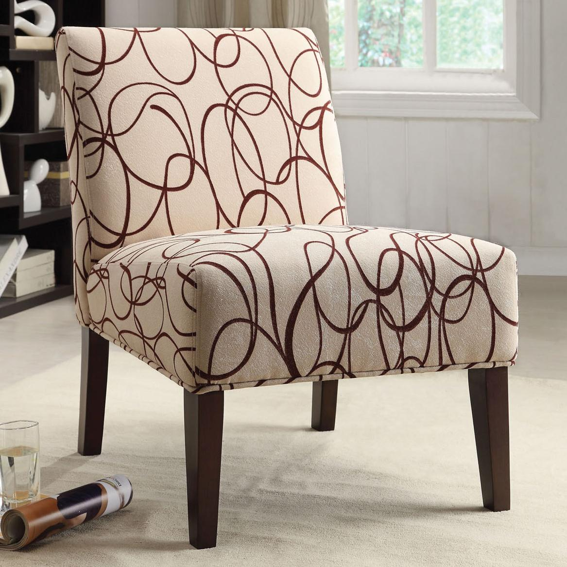Aberly Accent Chair by Acme Furniture at Dream Home Interiors